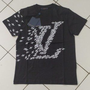 Louis Vuitton men short sleeve